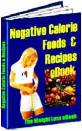 negative calorie diet book