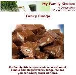 fancy fudge recipes