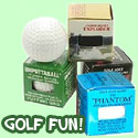 golf gags
